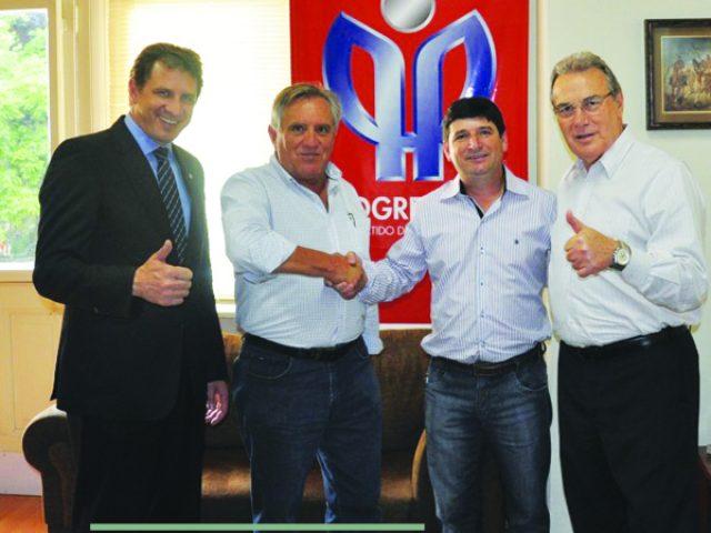 Vereador Valdir Kirst assume Associação dos Vereadores do PP