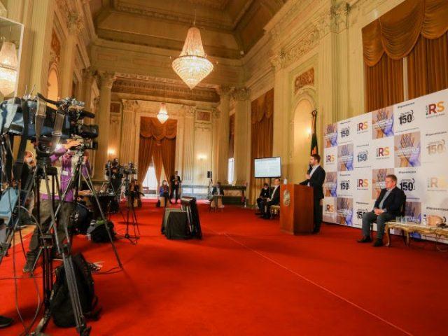 Governador libera municípios para aliviar vedações ao comércio