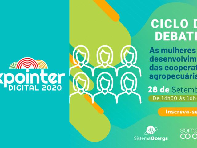 Cotrijal participa da programação da Expointer Digital