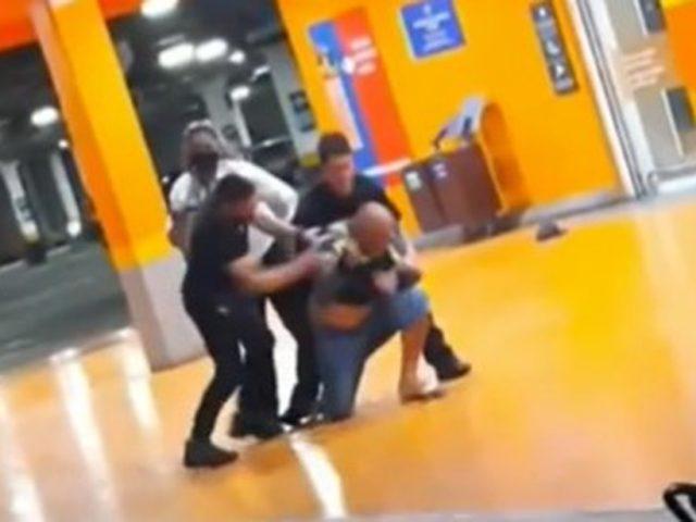 Homem negro é espancado até a morte em supermercado do grupo Carrefour em Porto Alegre