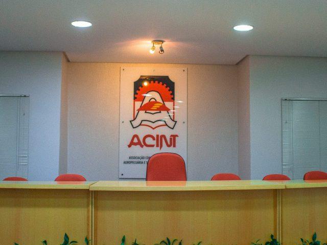 Acint marca eleição da nova diretoria