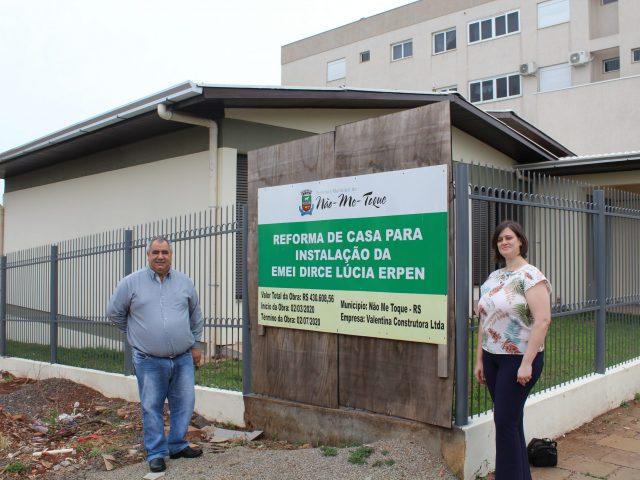 Administração do Progressista deixa obras para inauguração em 2021