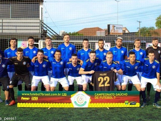 Bilidoso FC representa Não-Me-Toque no estadual de futebol 7