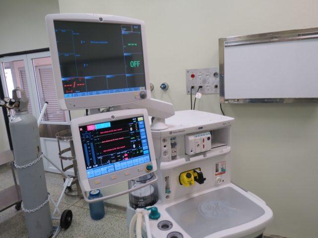 Congregação de Nossa Senhora destina aparelho de anestesia e vaporizador à Prefeitura Municipal de Não-Me-Toque