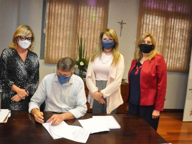 UPF e Prefeitura de Carazinho firmam parceria