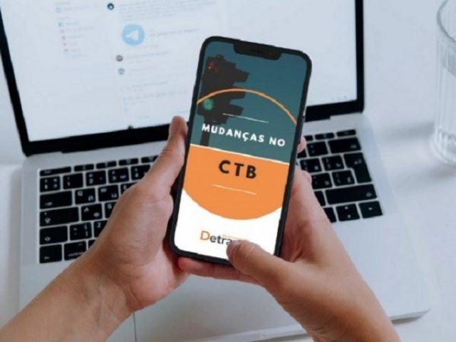 DetranRS disponibiliza e-book que resume alterações do Código de Trânsito Brasileiro