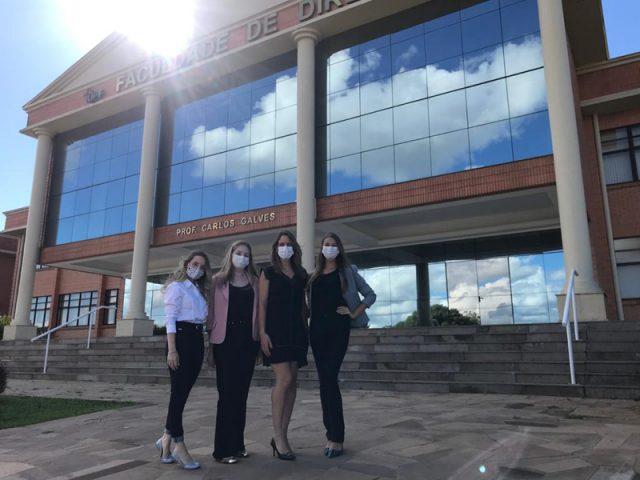 UPF presente na maior competição de tribunal simulado do mundo