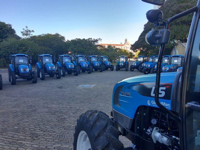 Escolas agrícolas gaúchas recebem equipamentos de emenda parlamentar