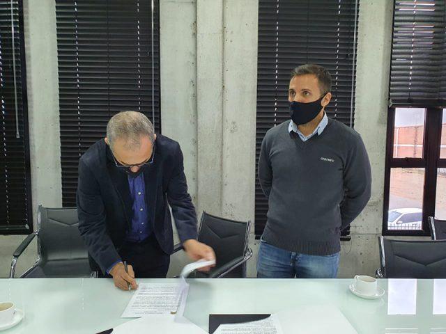 Grazmec firma parceria com a UPF