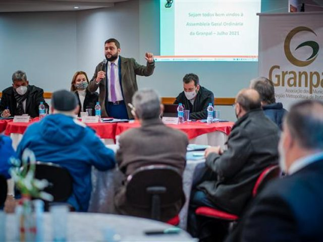 Assembleia anuncia cronograma de debates sobre saneamento com municípios