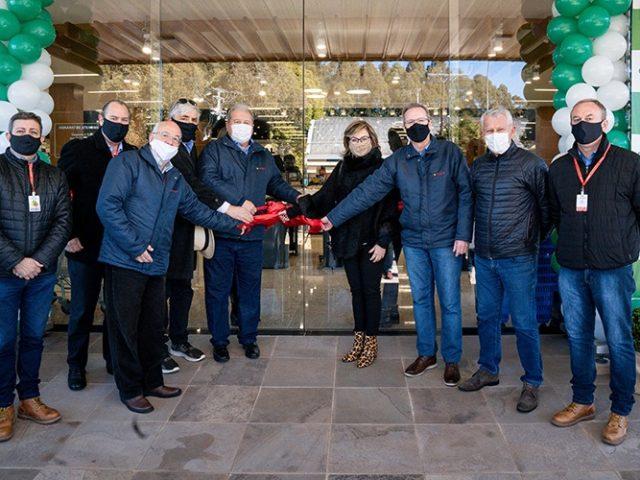 Cotrijal inaugura nova loja em Carazinho