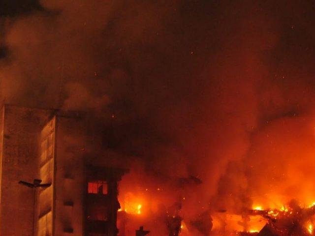 Governo do RS diz que prédio da Segurança Pública teve perda total