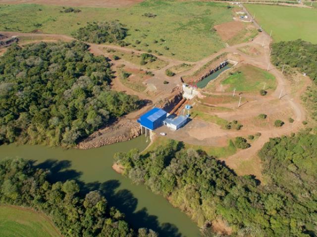 Coprel dá início às obras da pequena central hidrelétrica de Tio Hugo