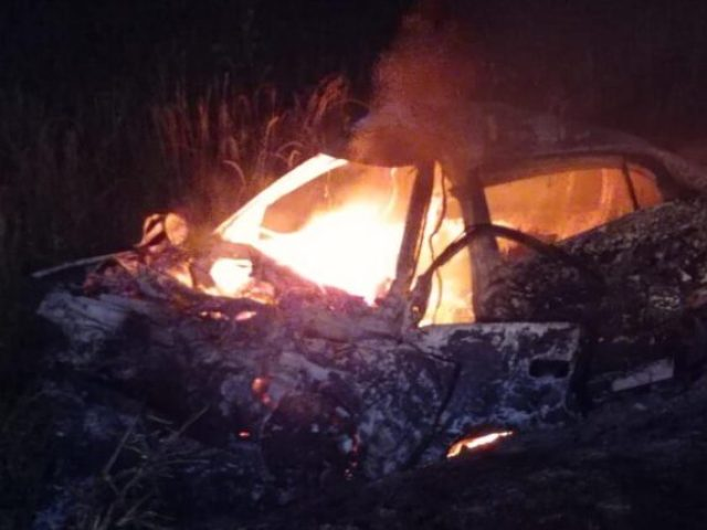 Dois acidentes com morte na BR-285 em Santa Bárbara do Sul
