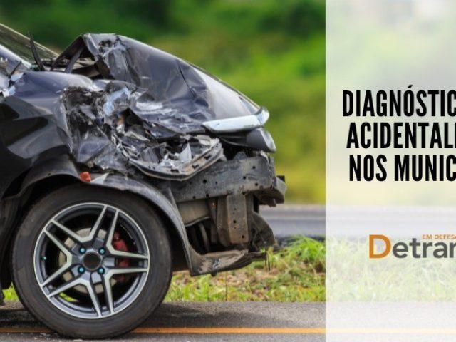 Levantamento inédito mapeia riscos dos acidentes de trânsito em municípios