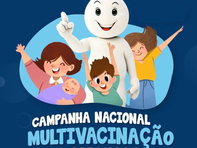 Campanha de Multivacinação em Victor Graeff: veja o calendário e vacinas disponíveis