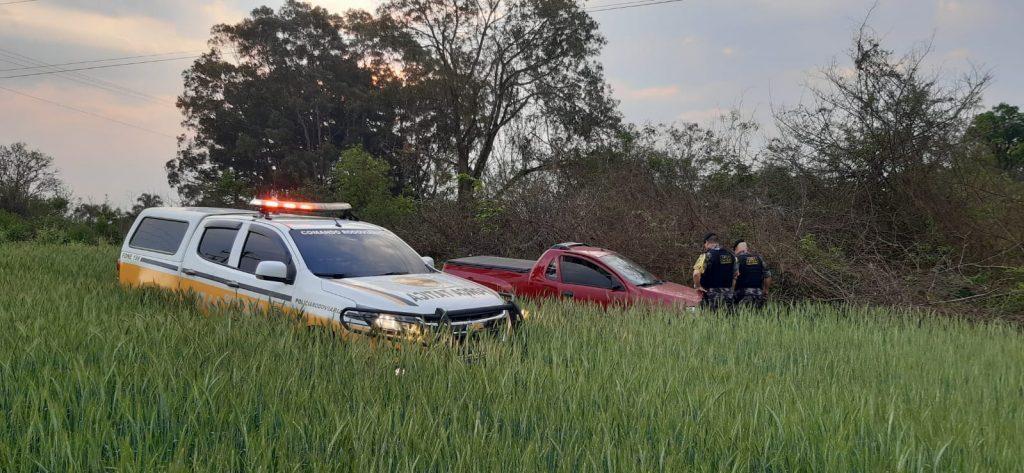 Condutor de veículo que atropelou ciclistas na RSC-153 é identificado pela polícia