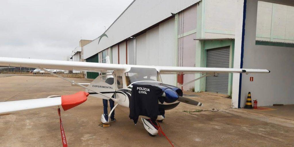 Denarc descobre rota aérea de facção criminosa que trazia 200 quilos de cocaína pura ao RS