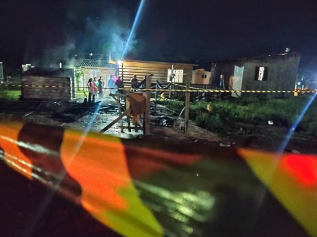 Cadeirante morre em incêndio em Passo Fundo