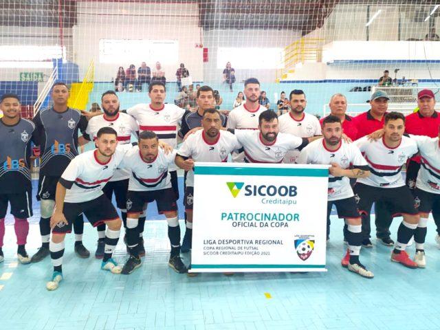 União Santo Antônio está na final da Copa Regional de Futsal