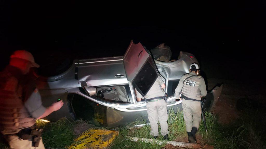 Brigada Militar prende traficante com drogas e veículo furtado, em Victor Graeff