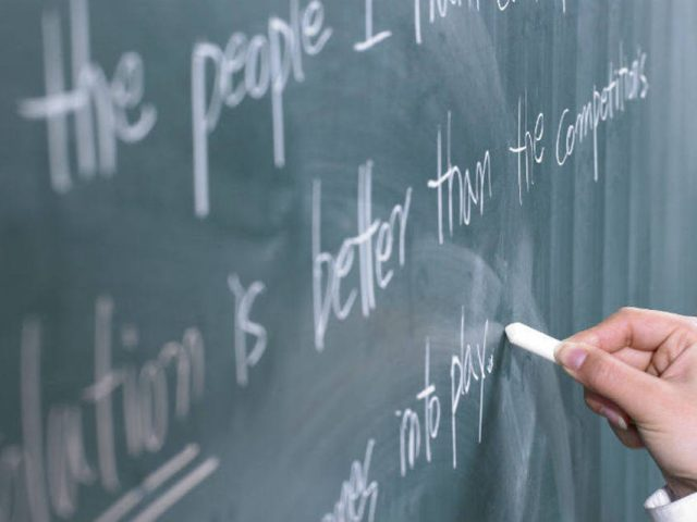 Victor Graeff abre processo seletivo para Auxiliar de Ensino e Professor de Inglês